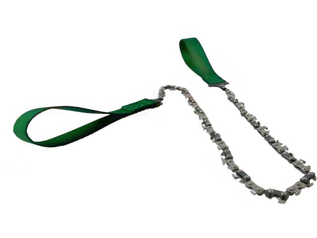 Nordic Pocket Saw Hand-Kettensäge grün/silber